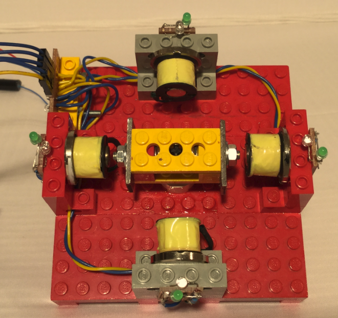 Step motor project